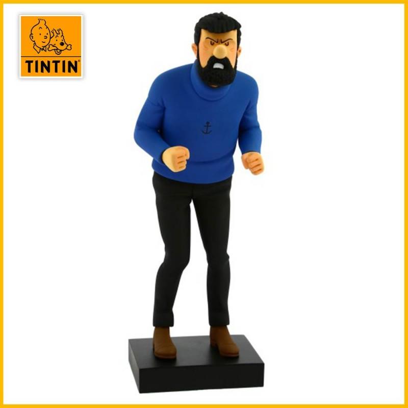 Statuette Capitaine Haddock Privilège 19.5 cm