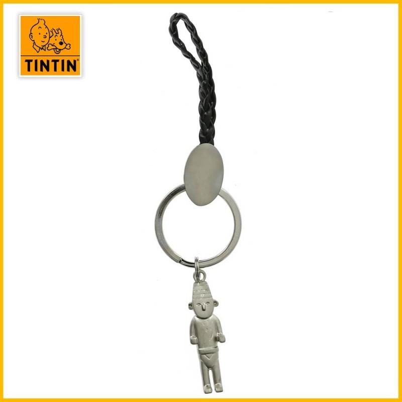 Porte clés métallique Fétiche Arumbaya 42421