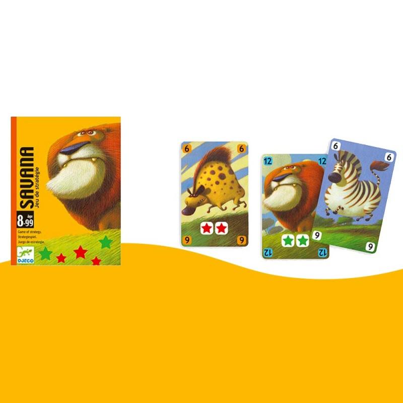 Un jeu de stratégie rapide pour les enfants (dès 8 ans)