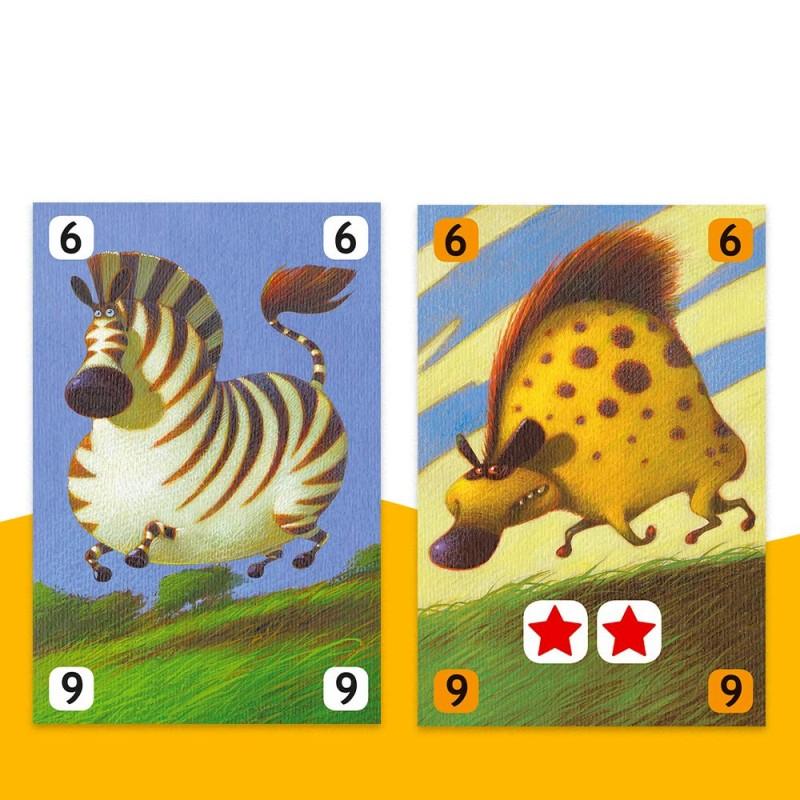 Un jeu de cartes et de stratégie