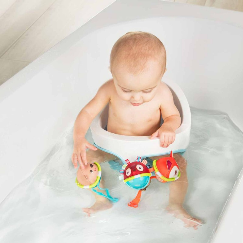 Jouet pour le bain - 3 balles Lilliputiens - enfant dès 3 mois