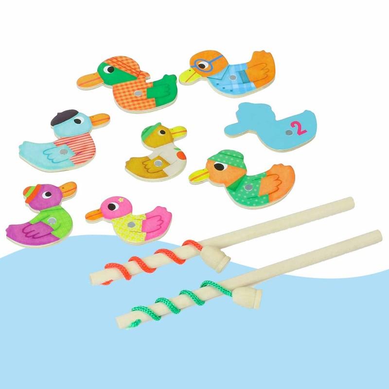 jeu de la pêche aux canards