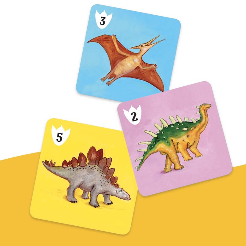 Les cartes du jeu de société pour les enfants (dès 5 ans)