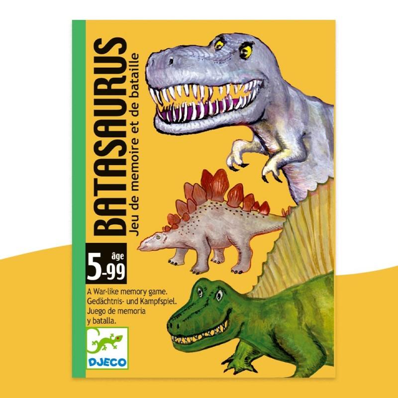 Jeu de bataille Batasaurus Djeco