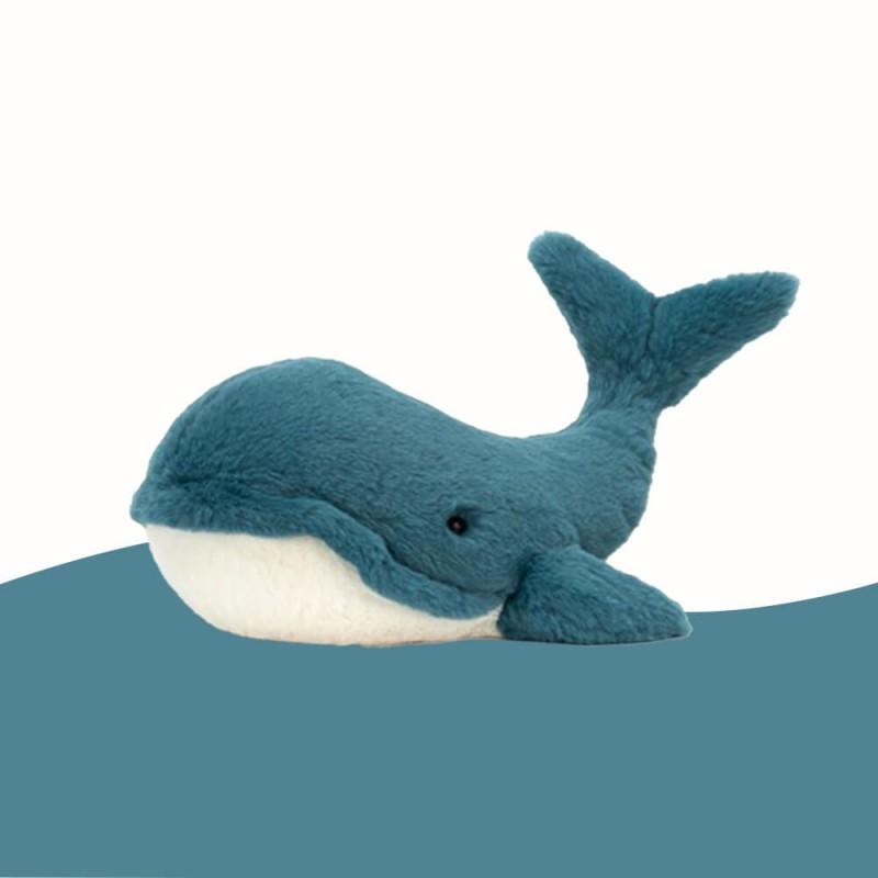 Peluche Baleine Wally (20cm) Jellycat
