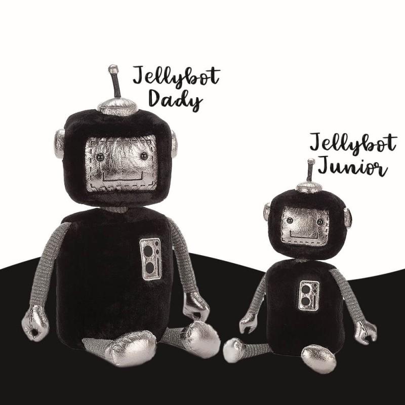 Robots en peluche Jellycat - Deux tailles
