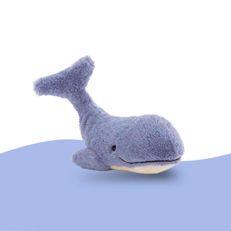 Petite Peluche Wilbur La Baleine Jellycat Wilbur Whale