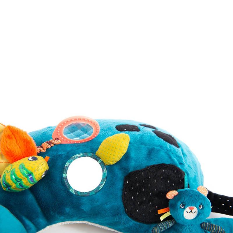Nombreux accessoires pour stimuler les sens de votre enfant