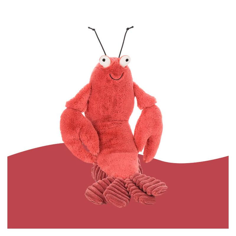 Peluche homard Jellycat Larry