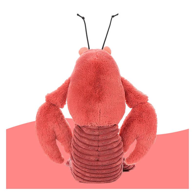 Larry le homard jellycat homard en peluche géant