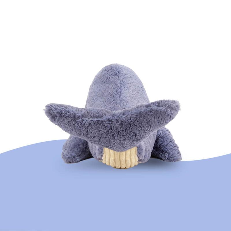 Dos de la baleine Wilbur Medium de Jellycat