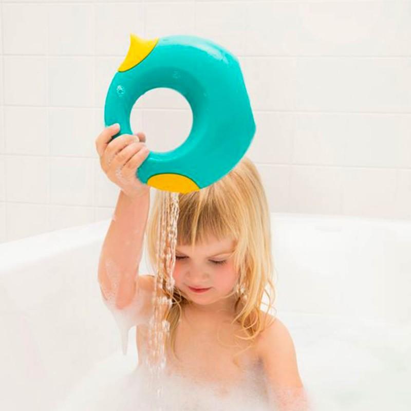 Arrosoir Cana Vert Lagon Quut baignoire enfant