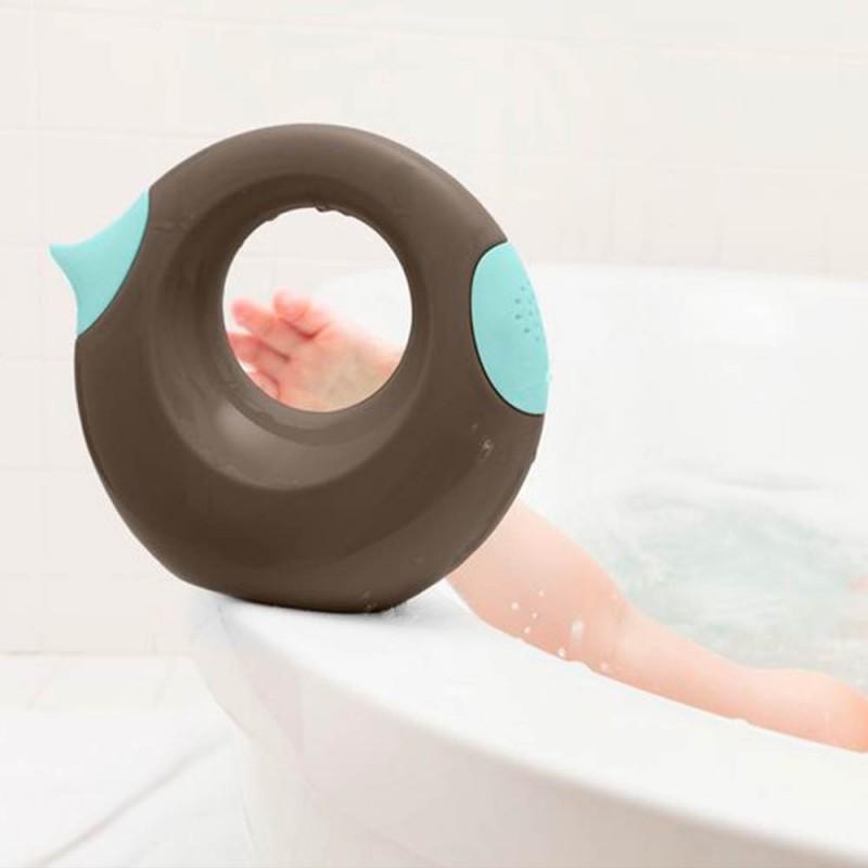 Arrosoir Cana Gris Quut (Small) pour les enfants dans la baignoire