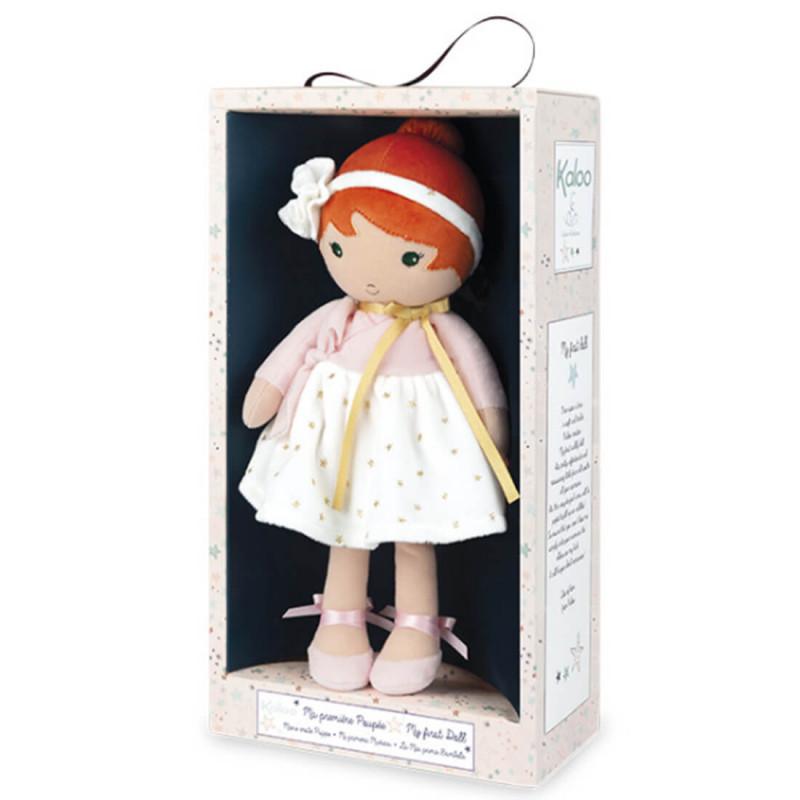 Boite de la poupée de chiffon Kaloo Petite ballerine.