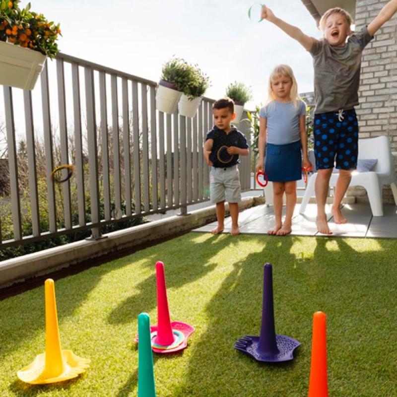 Quut Triplet Vert Lagon - Jeu pour les enfants