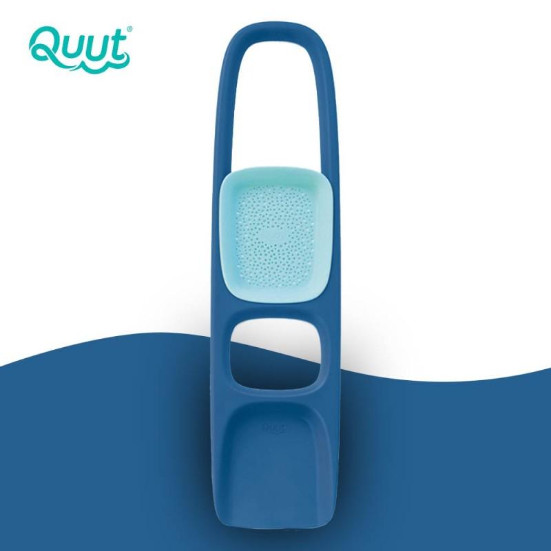 Quut Scoppi Bleu Foncé - Pelle de plage pour les enfants