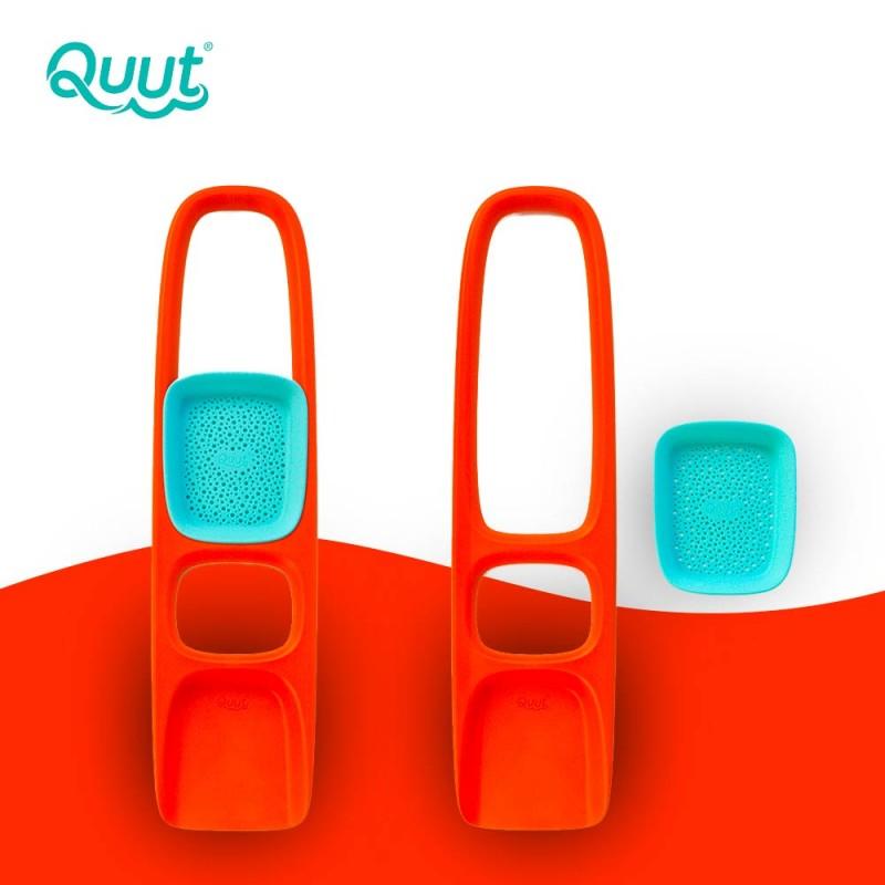 Pelle Multi-usages Scoppi orange de Quut