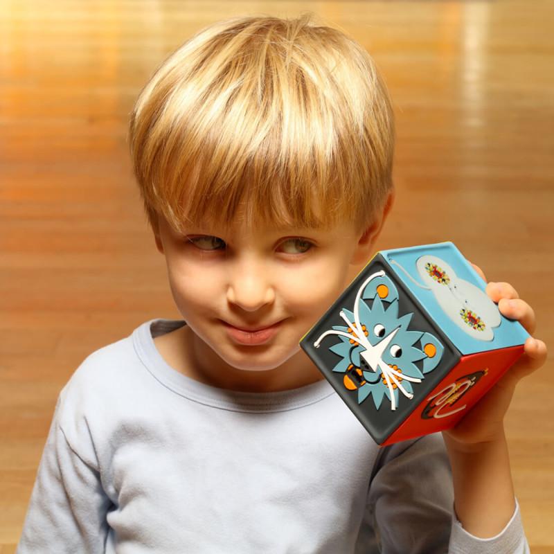 Une boite magique qui raconte des histoires
