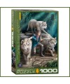 Puzzle Le Pouvoir de trois - 1000 pièces - Eurographics