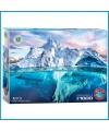 Puzzle Arctique Iceberg - 1000 pièces - Eurographics