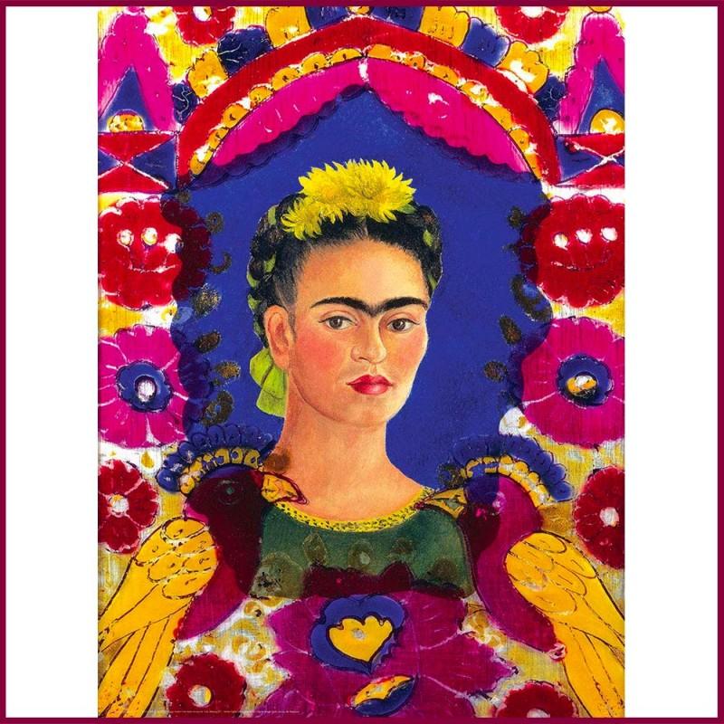 Puzzle Frida Khalo de 1000 pièces - Eurographics