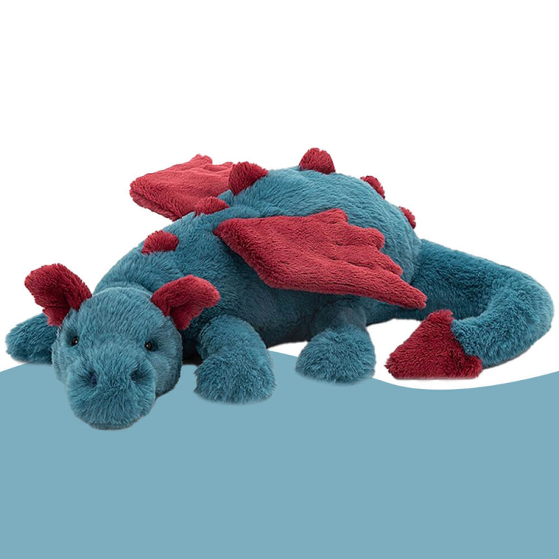 Peluche Dexter Dragon Jellycat 50 cm