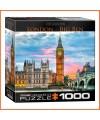 Puzzle Big Ben Londres - 1000 pièces - EuroGraphics