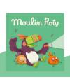 3 disques à histoires Dans la jungle Moulin Roty 668359
