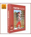 Puzzle Décollage Fusée Lunaire - Moulinsart Tintin Puzzle 1000 pièces