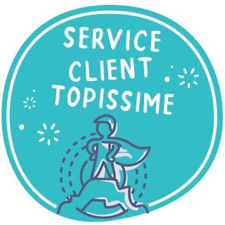 Service client au top