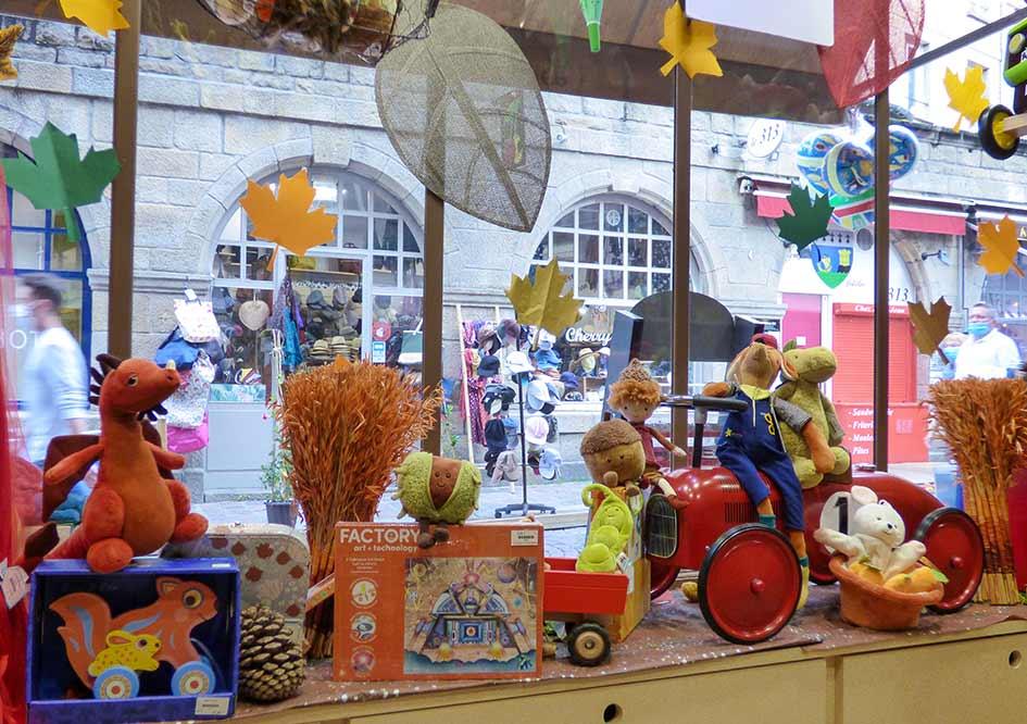 La Marelle - Magasin de jeux et jouets à Saint-Malo