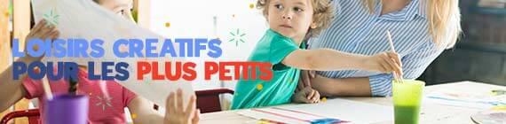 Atelier Loisirs & créatifs pour les jeunes enfants