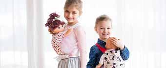Poupées et poupons pour les petites filles